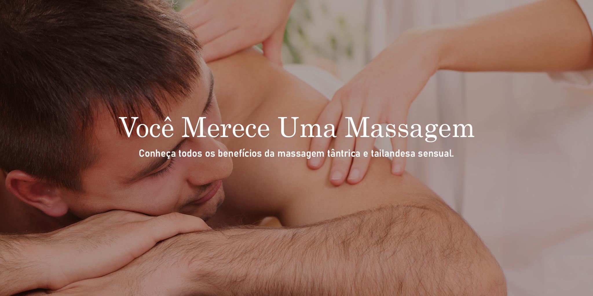 Você merece uma massagem
